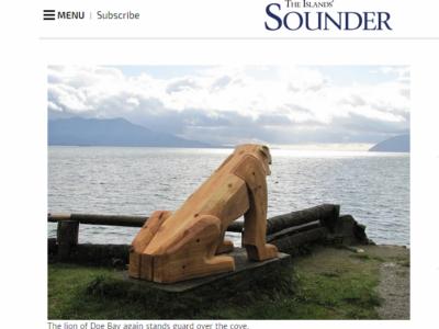 Islands Sounder