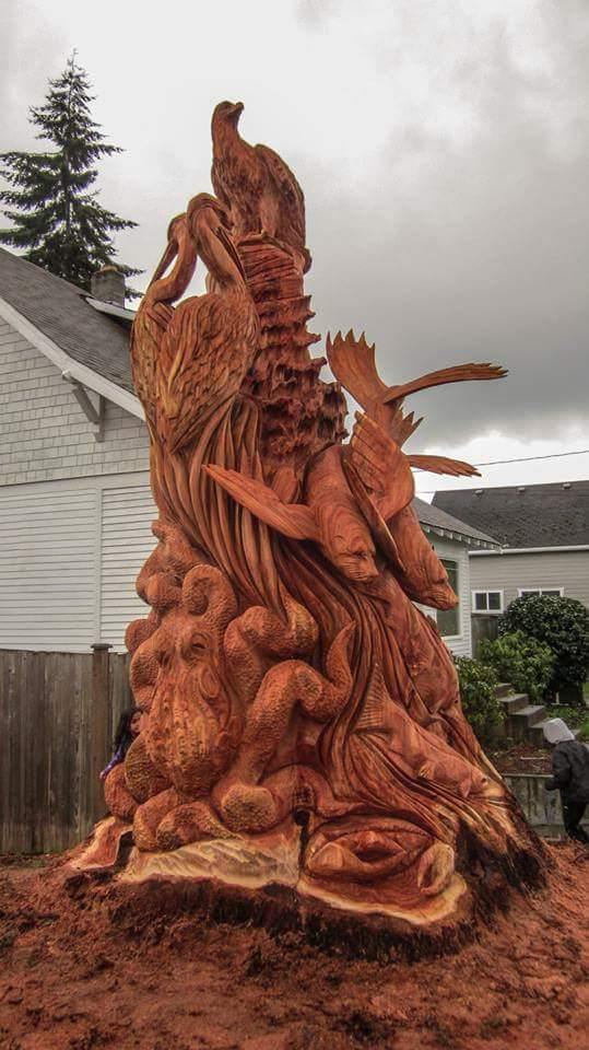 Large scale sculptures tomas vrba studio